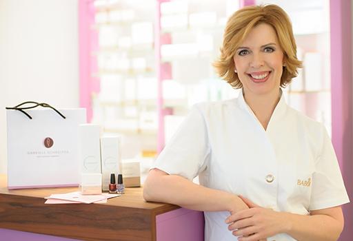 Gabriele Schreiter, Kosmetik, Ernährung, Wohlfühlen