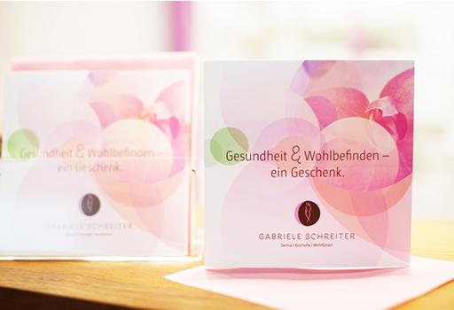 Gutschein Gabriele Schreiter